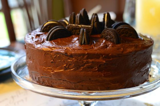Oreo Cake #2