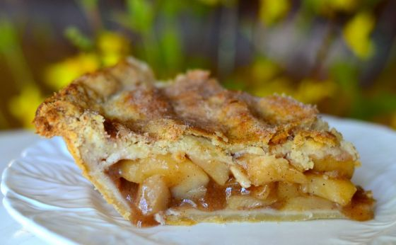 Apple Cider Pie