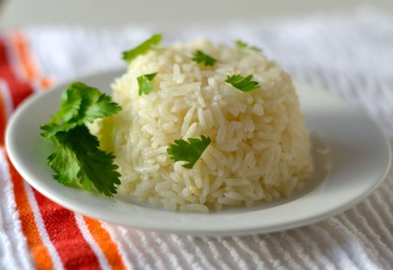 Thai Jasmine Coconut Rice