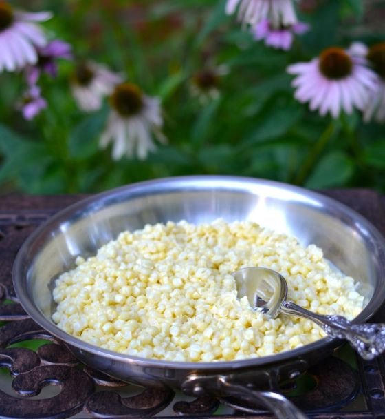 Summertime Corn