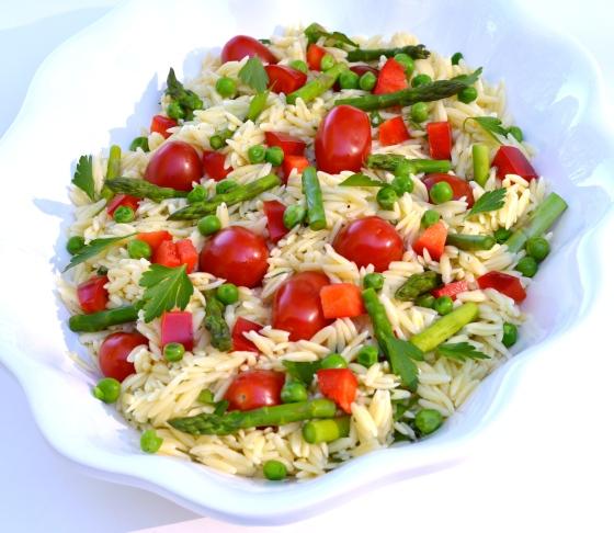 Orzo Salad #3
