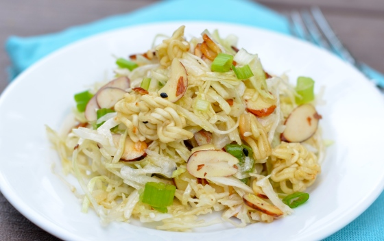 Hunter's Asian Slaw