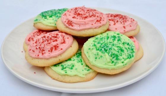 soft sugar coookies